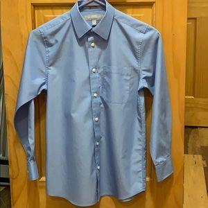 Nordstrom solid dress shirt